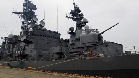 護衛艦じんつう (40)