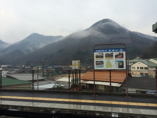 春の鉄道むすめ巡り智頭急行後編  (8)