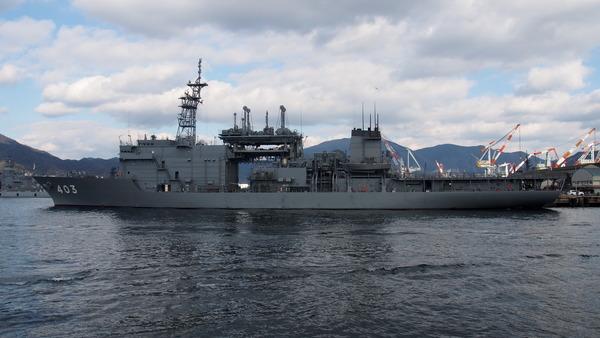 呉艦船巡り2016年1月10日 (6)