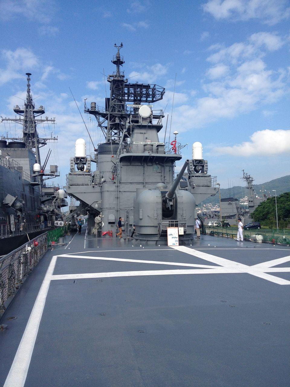 凪ノ旅艦艇一般公開 / 海上自衛隊      【現代の艦娘達】護衛艦しまかぜ@佐世保    コメント