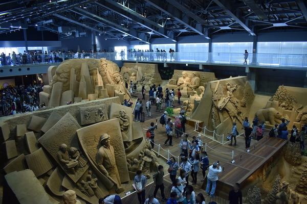 砂の美術館 (35)