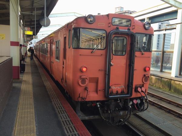 春の鉄道むすめ巡り智頭急行前編  (1)