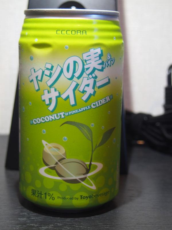 ヤシの実サイダーと一方通行コーヒー (4)