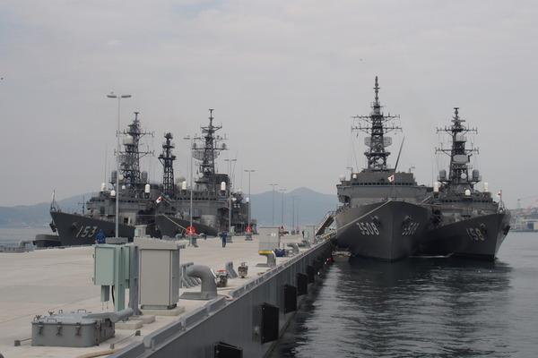 呉練習艦せとゆき艦艇公開 (60)
