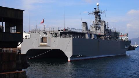 10音響測定艦ひびき