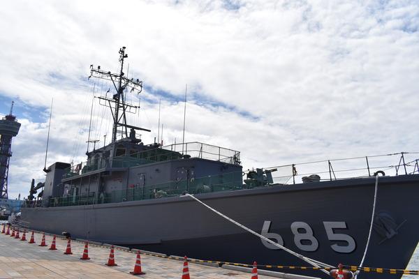 博多湾の艦船たち (55)