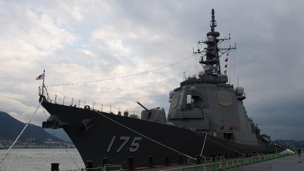 護衛艦みょうこうin下関(E-PL6) (110)