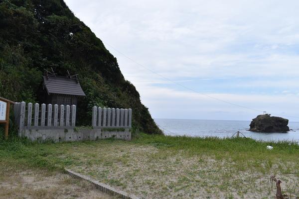 白兎海岸と倉吉の夜 (5)