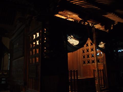 夜の竹原・胡堂