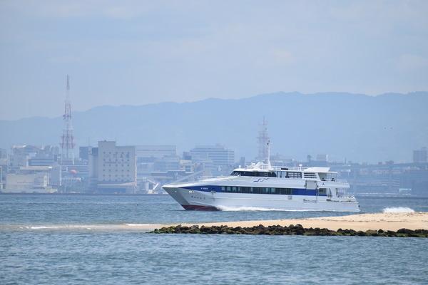 博多湾の艦船たち (3)