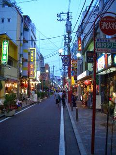 横浜中華街を歩く1
