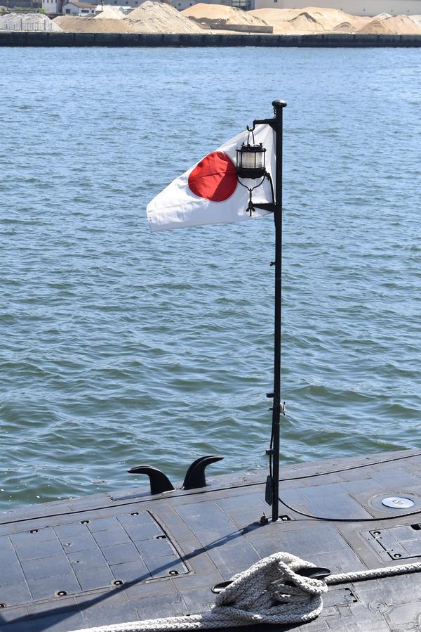 そうりゅう型潜水艦@倉島岸壁 (9)