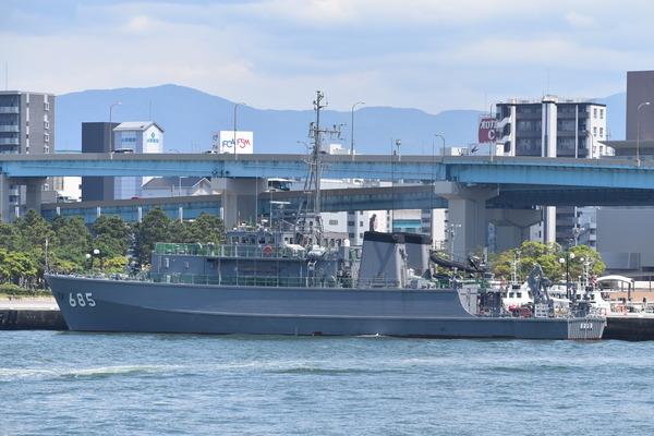博多湾の艦船たち (23)