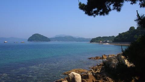 陸奥記念館と周防大島 (8)