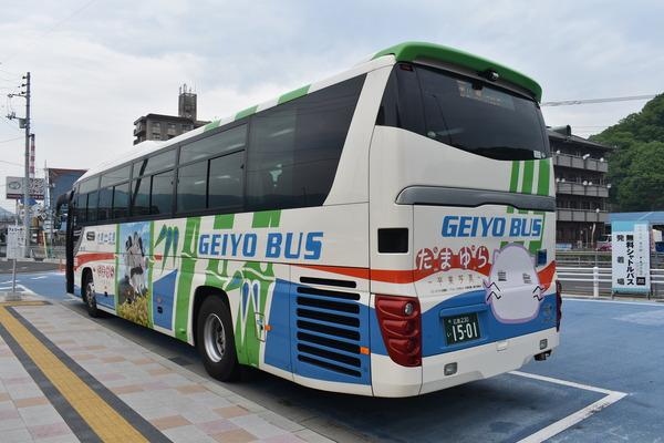 たまゆらバス@竹原港 (4)