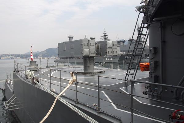 呉練習艦せとゆき艦艇公開 (59)