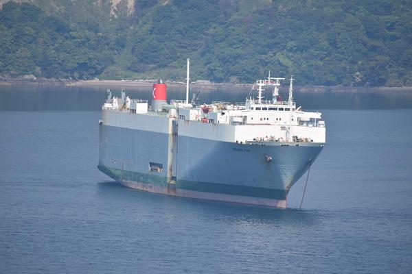 笠戸島のコンクリート船 (16)