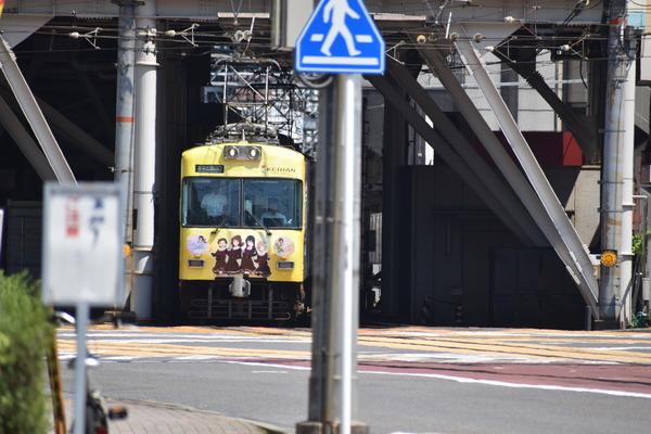 京阪大津線・響けユーフォニアム (9)