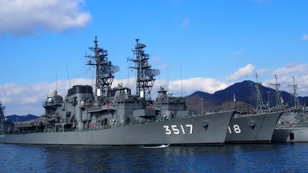 呉艦船巡り2016年1月10日 (18)