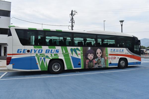 たまゆらバス@竹原港 (6)