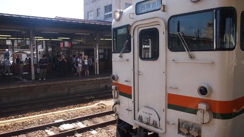 01高山駅