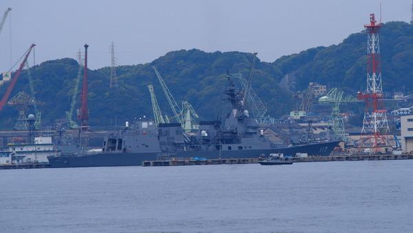 倉島岸壁で望遠レンズテスト (5)
