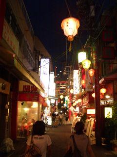 横浜中華街を歩く2