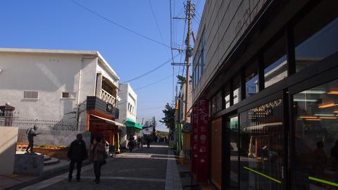 青島参道商店街(4)