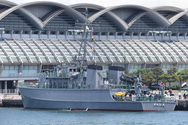 博多湾の艦船たち (25)