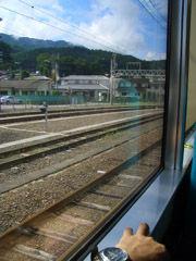中央本線の車窓7