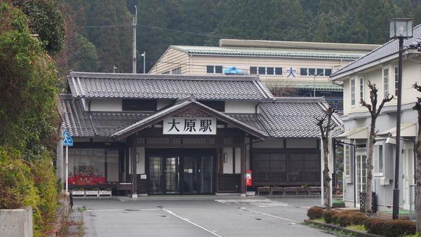 春の鉄道むすめ巡り智頭急行後編  (29)