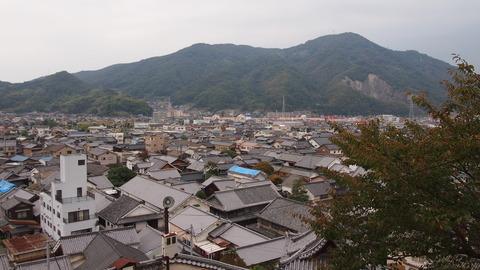 普明閣からの景色(2)