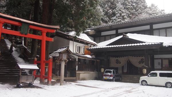 冬の飛騨高山聖地巡礼後編(8)