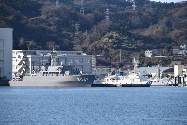 横須賀軍港めぐり追加 (5)