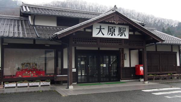 春の鉄道むすめ巡り智頭急行後編  (30)