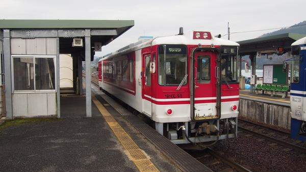 春の鉄道むすめ巡り智頭急行前編  (44)