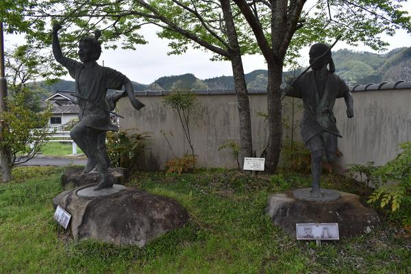 宮本武蔵生誕地 (5)