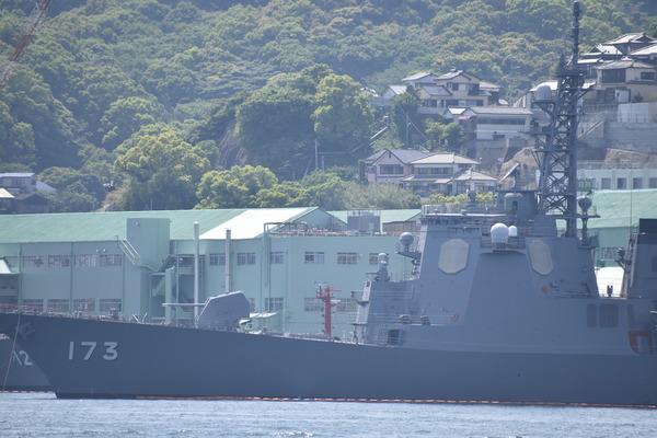 長崎帆船まつりと護衛艦 (35)