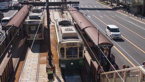 27長崎駅前駅