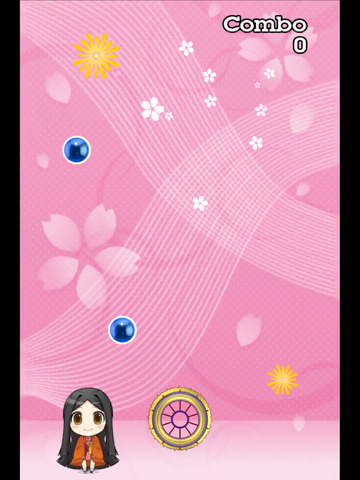 諏訪姫ゲームプレイ画面