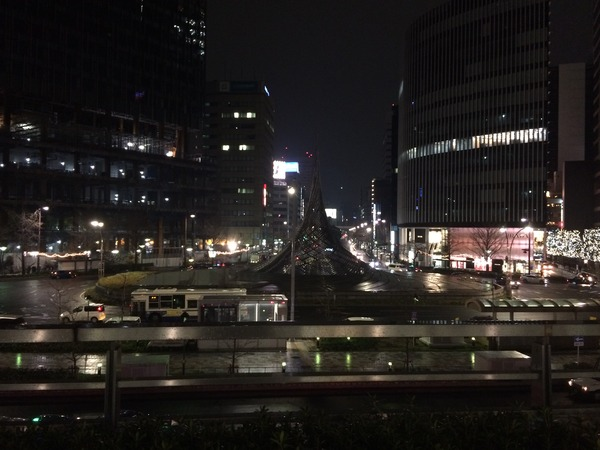 2014年冬の大巡礼名古屋の夜 (5)