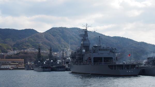 呉艦船巡り2016年1月10日 (24)
