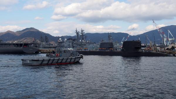 呉艦船巡り2016年1月10日 (7)