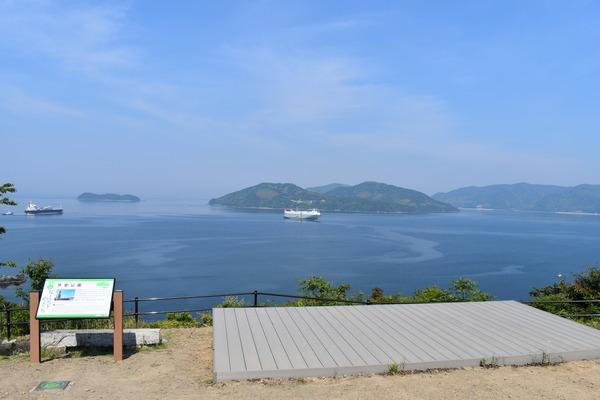笠戸島のコンクリート船 (13)