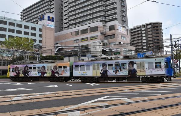 京阪大津線響けユーフォニアム列車後編 (41)