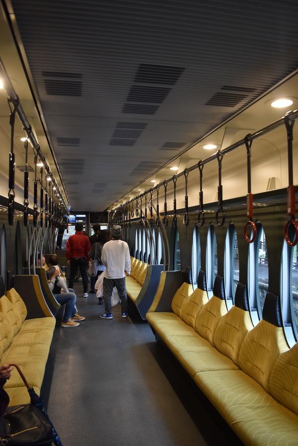 観光列車「ひえい」と叡電であいもんコラボ (7)