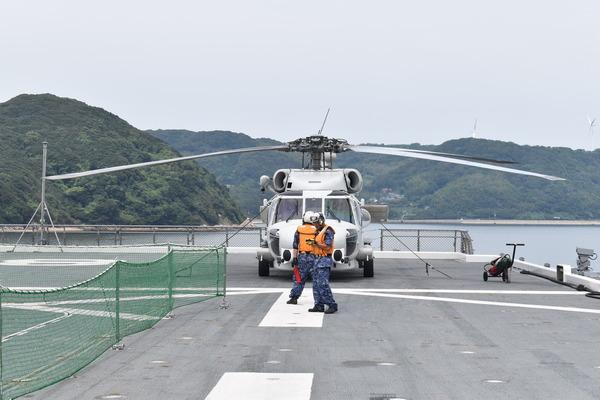 ヘリ搭載護衛艦「いせ」@唐津港 (22)
