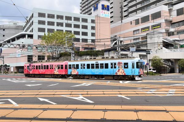 ちはやふる-結び-ラッピング電車 (20)