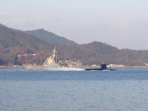 05潜水艦とあyたご