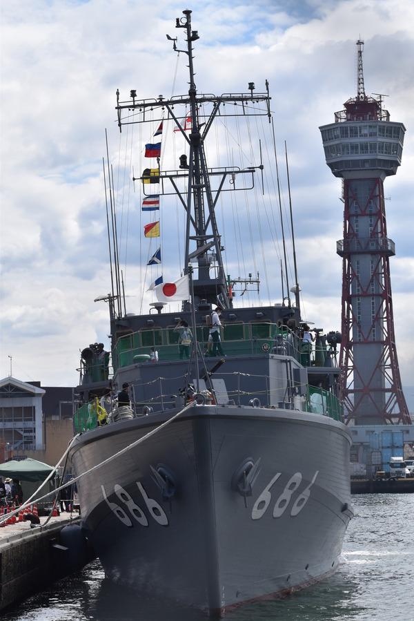 博多湾の艦船たち (57)